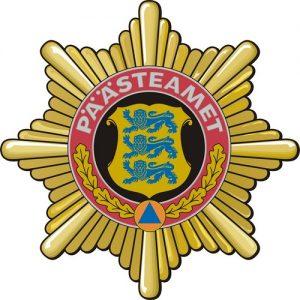 Лого Спасательного департамента. Фото: rescue.ee.